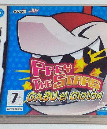 Prey The Stars: Gabu el Glotón NDS