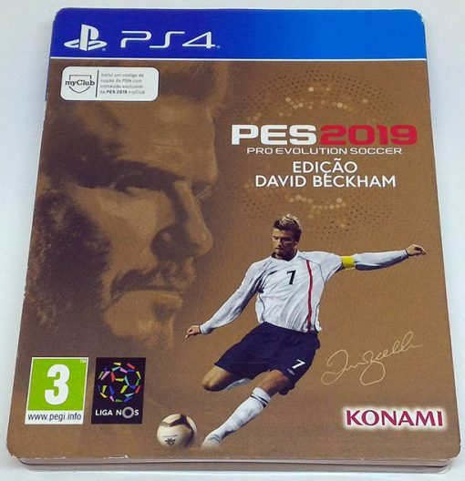 Pro Evolution Soccer 2019 - David Beckham Edition PS4