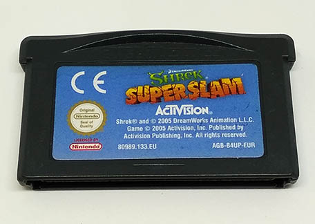 Shrek Super Slam CART GAME BOY ADVANCE
