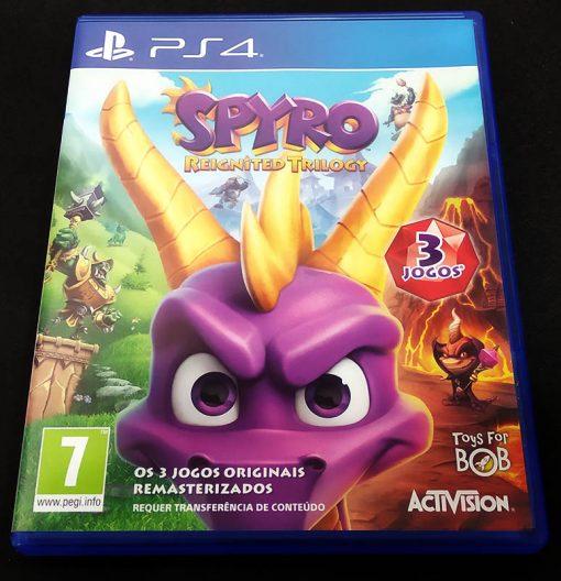 Spyro: Reignited Trilogy PS4
