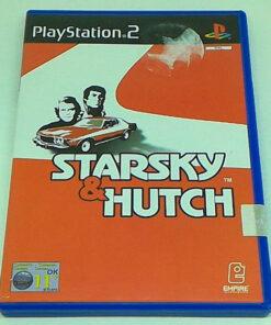 Starsky & Hutch PS2