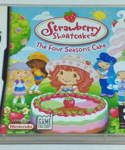 Strawberry Shortcake: The Four Seasons Cake NDS