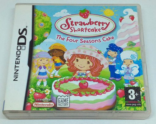 Strawberry Shortcake: The Four Seasons Cake NDS