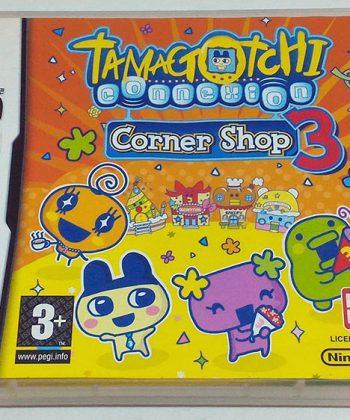 Tamagotchi Connection Corner Shop 3 NDS
