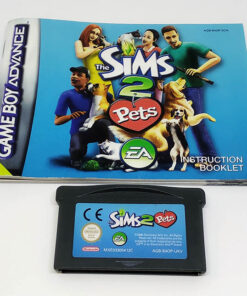 The Sims 2: Pets GAME BOY ADVANCE