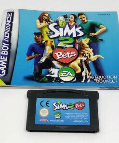 The Sims 2: Pets GAME BOY ADVANCE