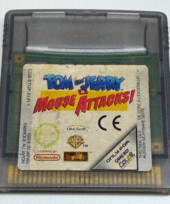 Tom and Jerry in Mouse Attack GAME BOY COLOR