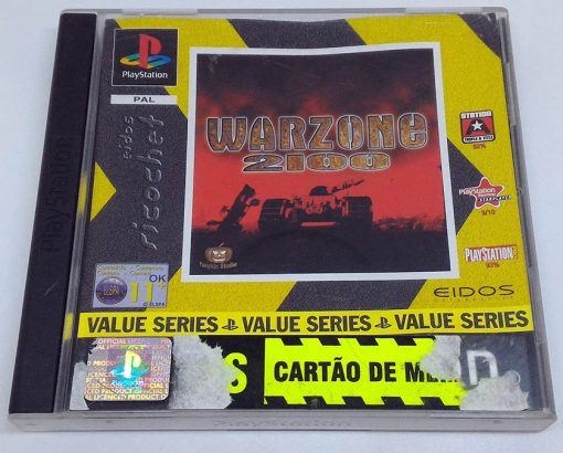 Warzone 2100 PS1