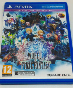 World of Final Fantasy PSVITA