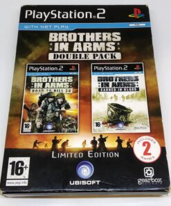 Brothers in Arms Double Pack PS2