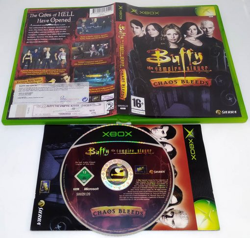 Buffy The Vampire Slayer: Chaos Bleeds XBOX