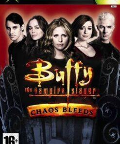 Buffy The Vampire Slayer: Chaos Bleeds XBOX