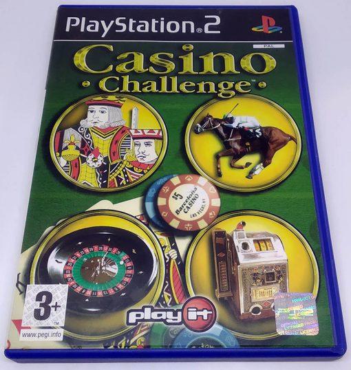 Casino Challenge PS2