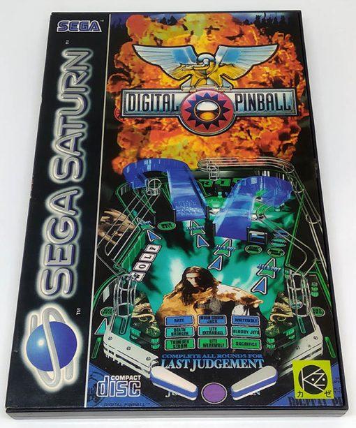 Digital Pinball SEGA SATURN