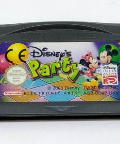 Disney Party CART GAME BOY ADVANCE