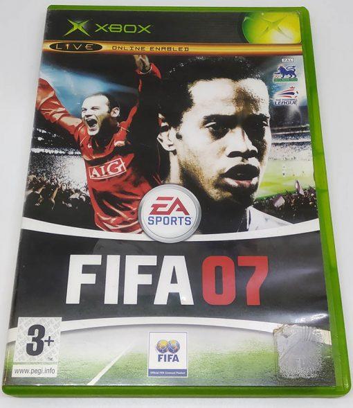 FIFA 07 XBOX