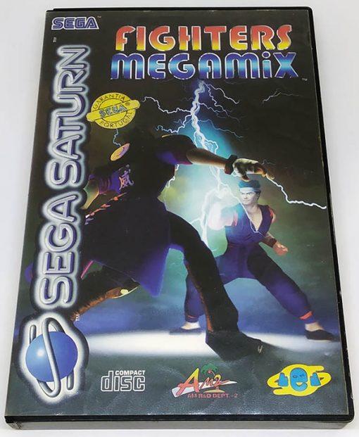 Fighters Megamix SEGA SATURN