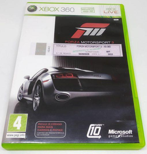 Forza Motorsport 3 X360