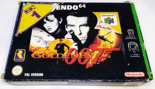 Goldeneye 007 N64