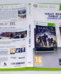 Halo: Reach + Fable III Double Pack X360