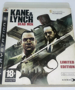 Kane & Lynch: Dead Men - Limited Edition PS3