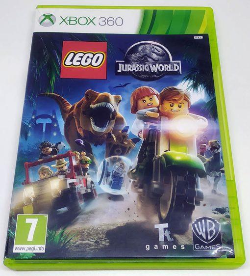 Lego Jurassic World X360