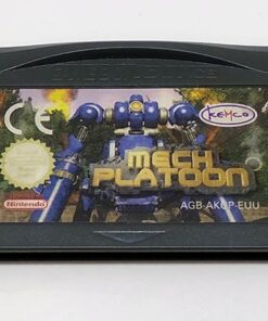 Mech Platoon CART GAME BOY ADVANCE