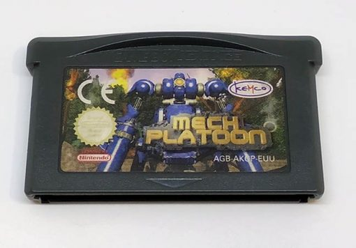 Mech Platoon CART GAME BOY ADVANCE