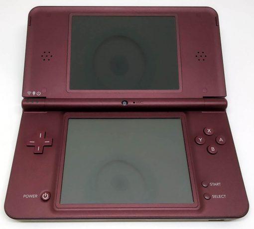Consola usada Nintendo DSi XL Wine Red