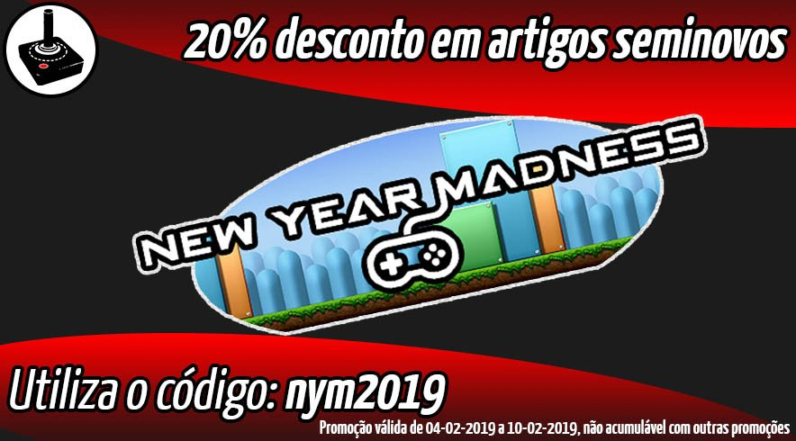 [PROMO] New Year Madness 2019