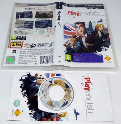 PlayEnglish: Uma Aventura Didática PSP
