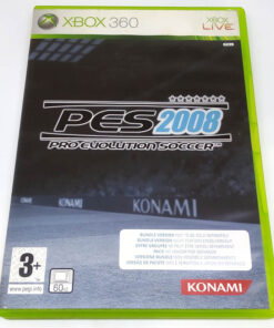 Pro Evolution Soccer 2008 - Bundle Copy X360
