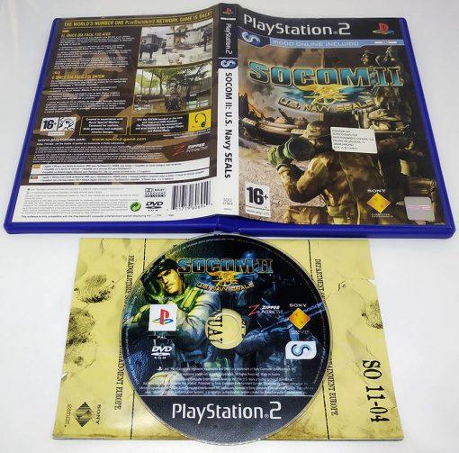 SOCOM II PS2