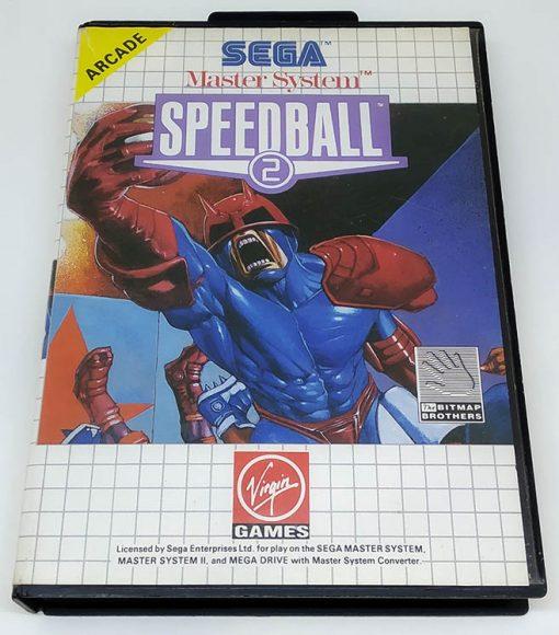 Speedball 2 MASTER SYSTEM