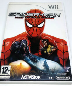 Spider-Man: Web of Shadows WII