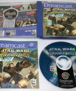 Star Wars Episode 1: Jedi Power Battles DREAMCAST