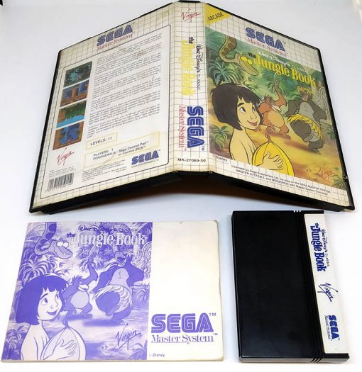 The Jungle Book MASTER SYSTEM