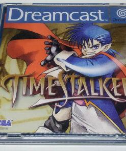 Time Stalkers DREAMCAST