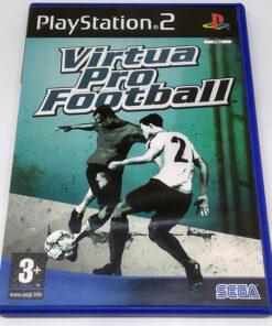 Virtua Pro Football PS2