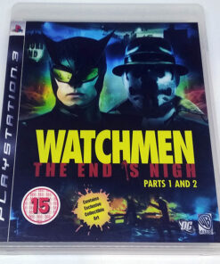 Watchmen: The End is Nigh - Parts 1 and 2 PS3