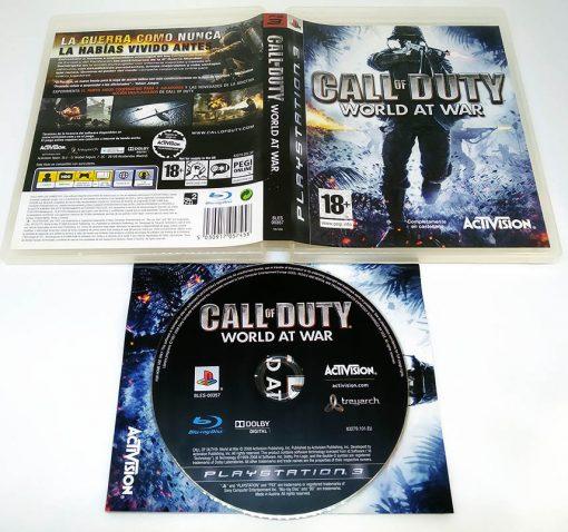 Call of Duty: World at War ES PS3
