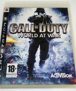 Call of Duty: World at War ES PS3