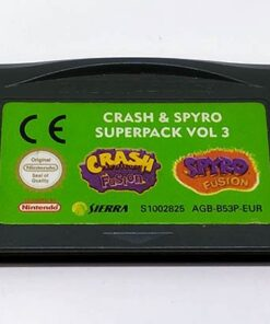 Crash & Spyro Superpack Vol.3 GAME BOY ADVANCE
