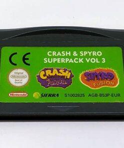 Crash & Spyro Superpack Vol.3 GAME BOY ADVANCE