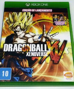 Dragon Ball Xenoverse BR XONE