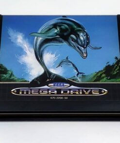 Ecco The Dolphin CART MEGA DRIVE