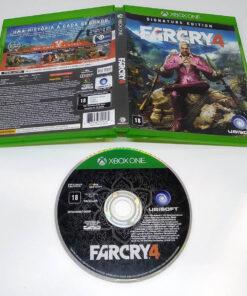 Far Cry 4 BR XONE