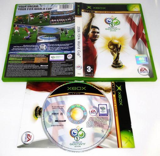 FIFA World Cup 2006 XBOX
