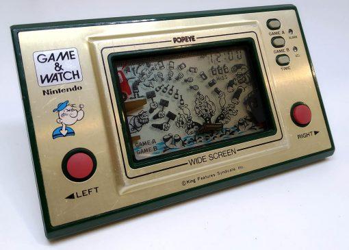 Nintendo Game & Watch: Popeye