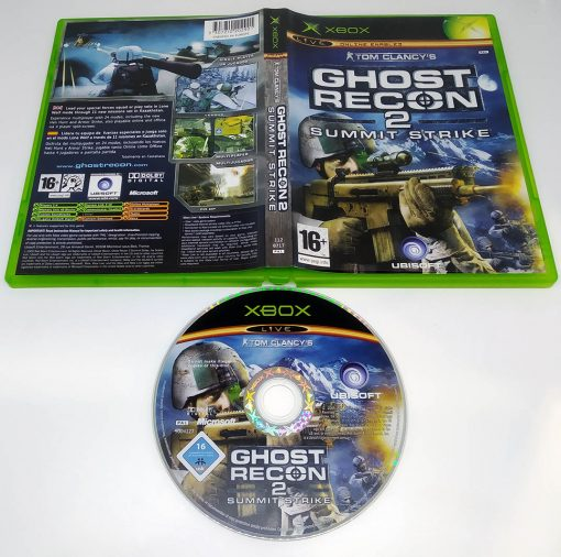 Ghost Recon 2: Summit Strike XBOX
